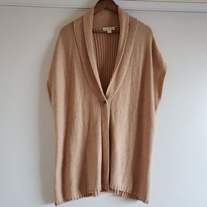 NWT Coldwater Creek thick knit sleevless sweater